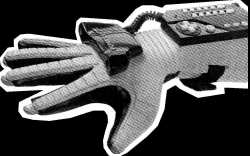 Nintendo Power Glove image